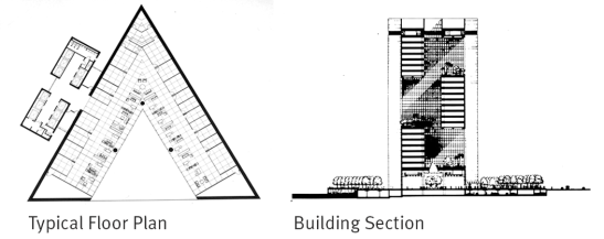 A01 plan section